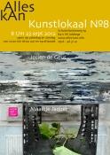 affiche tentoonstelling Josien de Geus en Maartje Jaquet