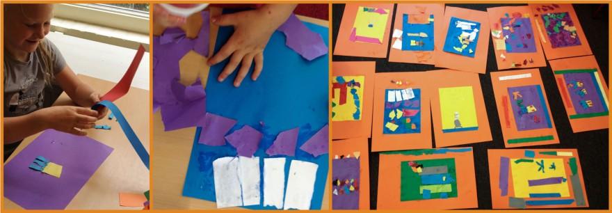 collage de Jasker groep 1-2