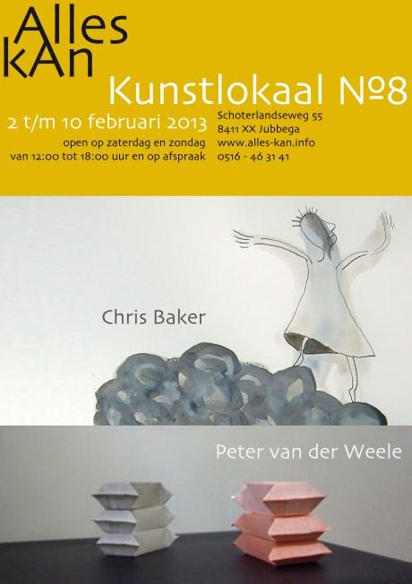 affiche Baker-Weele