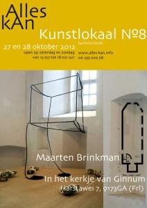 affiche Buitenschools-Maarten in Ginnum