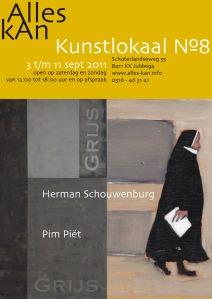 affiche Piët-Schouwenburg