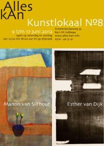 affiche vDijk vSilfhout
