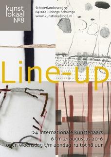 Line-up aff voor mail
