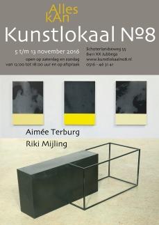 Affiche Aimée Terburg | Riki Mijling
