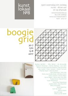 affiche Boogie Grid def