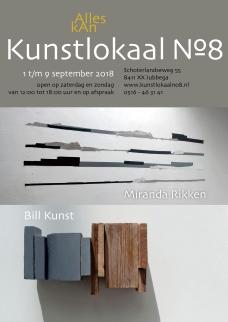 affiche Kunst-Rikken