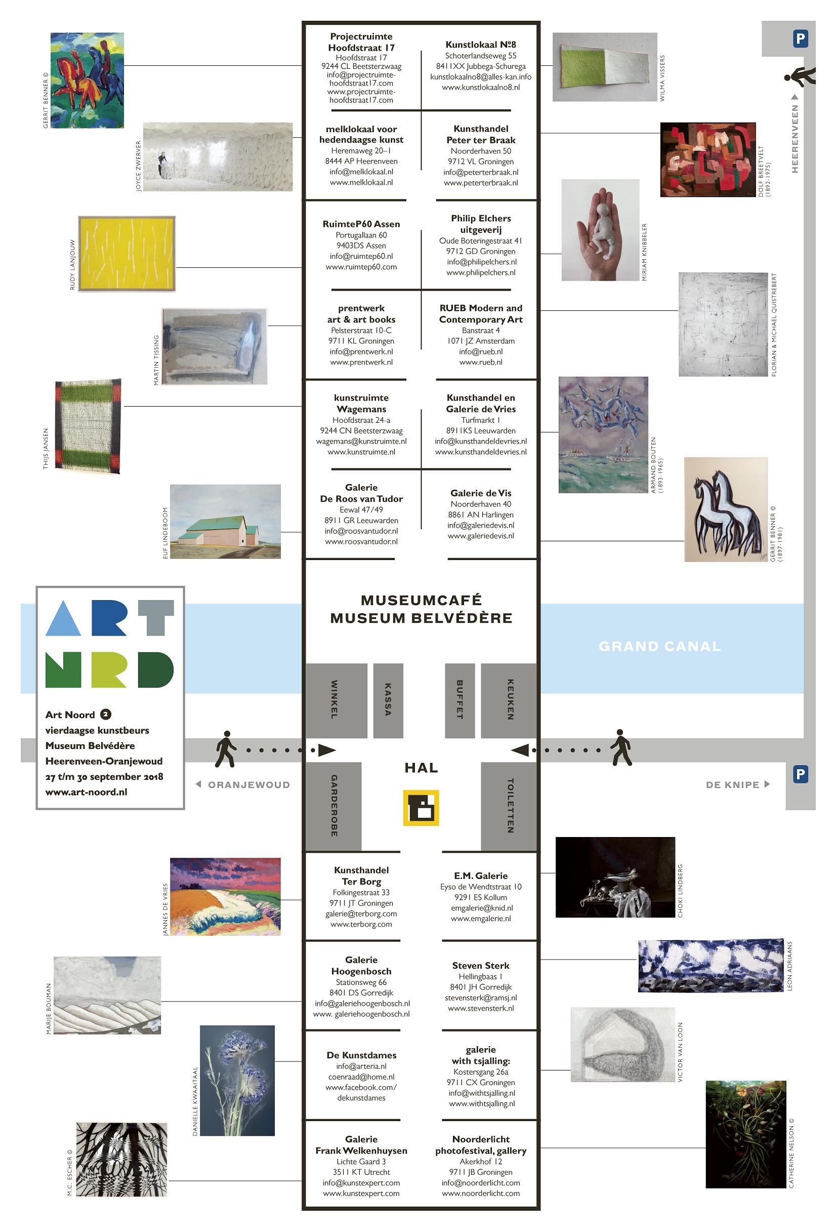 beursplan ART NRD 2018