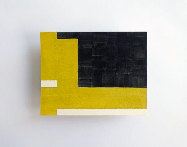 #8 Antón Hurtado, uit de serie Deseables, gemengde techniek op papier, 21,5 x 27,5 cm